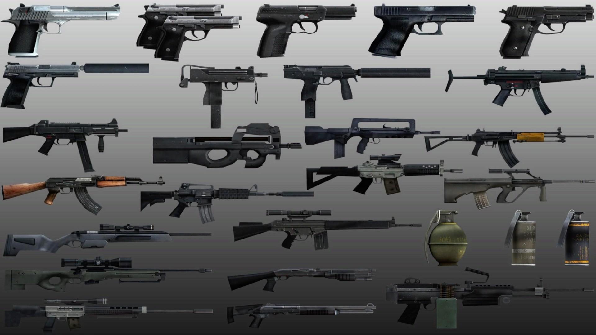 جدیدترین اسکین های اسلحه کانتر ۱٫۶