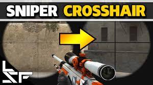 دانلود نرم افزار Counter-Strike Sniper-NoZoom-Crosshair
