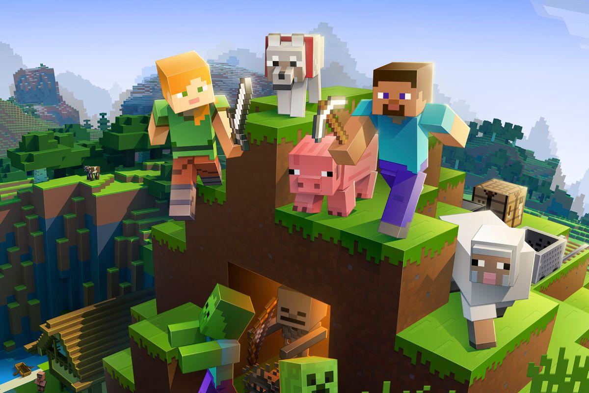 دانلود جدیدترین ورژن بازی Minecraft برای کامپیوتر